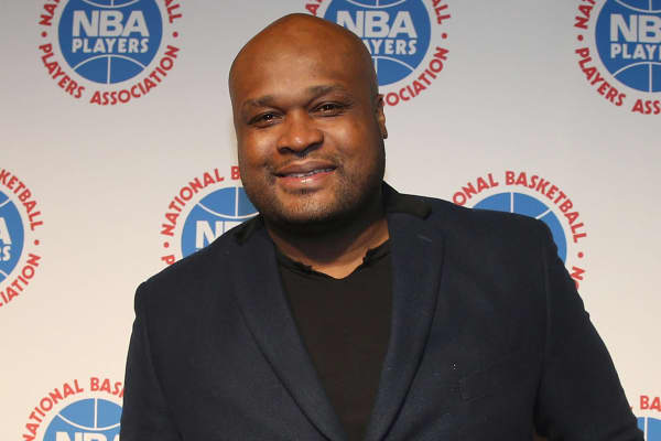Antoine Walker, former professional NBA player